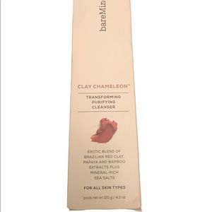 NEW BARE MINERALS CLAY CLEANSER